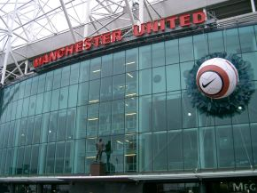 Somebody Has To Play For ManchesterUnited