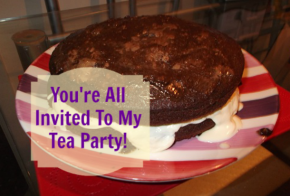 You're All Invited to My TeaParty