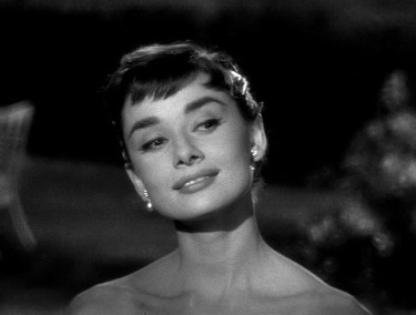 Audrey Hepburn as Sabrina