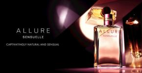 Chanel Fragrance – Allure Sensuelle