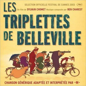 Les Triplettes de Belleville/The Triplets of Belleville
