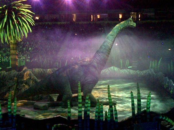 A Brachiosaurus