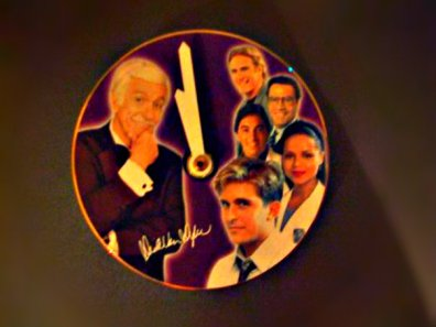 Diagnosis Murder Clock
