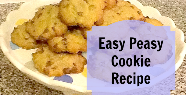 easy peasy cookie recipe