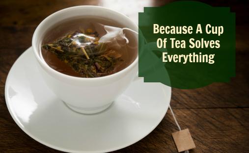 herbal tea getty images