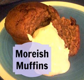 Moreish Muffins