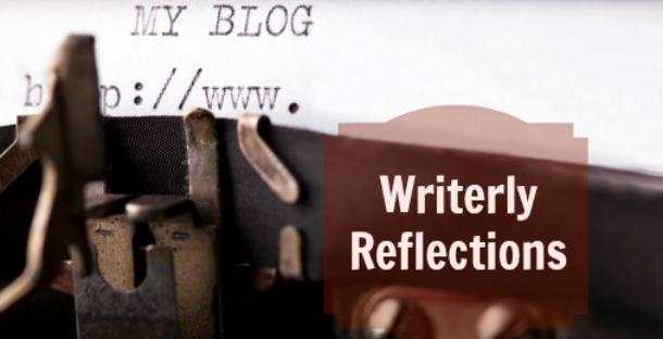 blogging on a typewriter