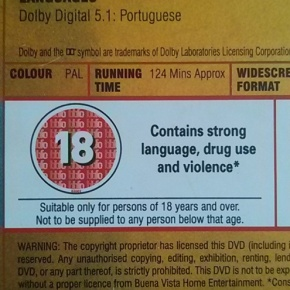 You Know They've Been Putting 'Trigger Warnings' On DVD Cases For Years, Right?